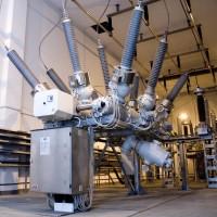 Augstsprieguma tīkls AS 110/10kV Substation No.137 Zunda in Riga