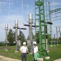 Newly built connection site at Grobina Substation delivered into service by Augstsprieguma tīkls AS to supply electricity to the Liepajas Metalurgs plant