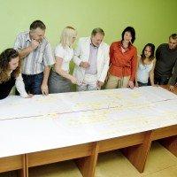 Spraigas debates starp topošajiem projektu vadītājiem