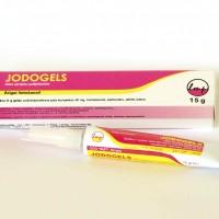 Jodogels
